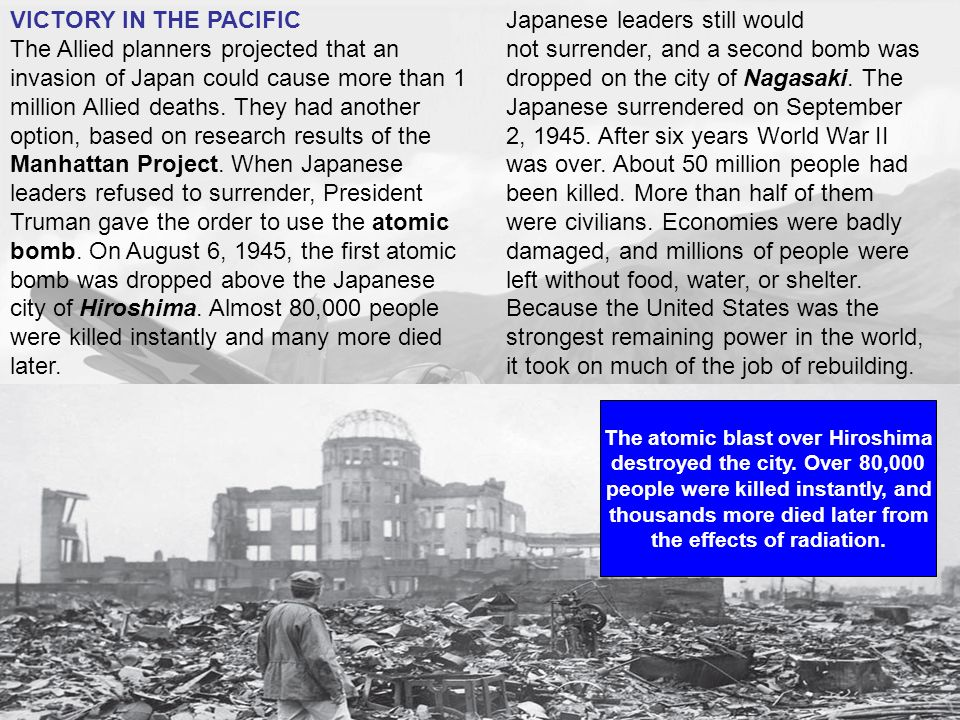 Japanese leaders still would