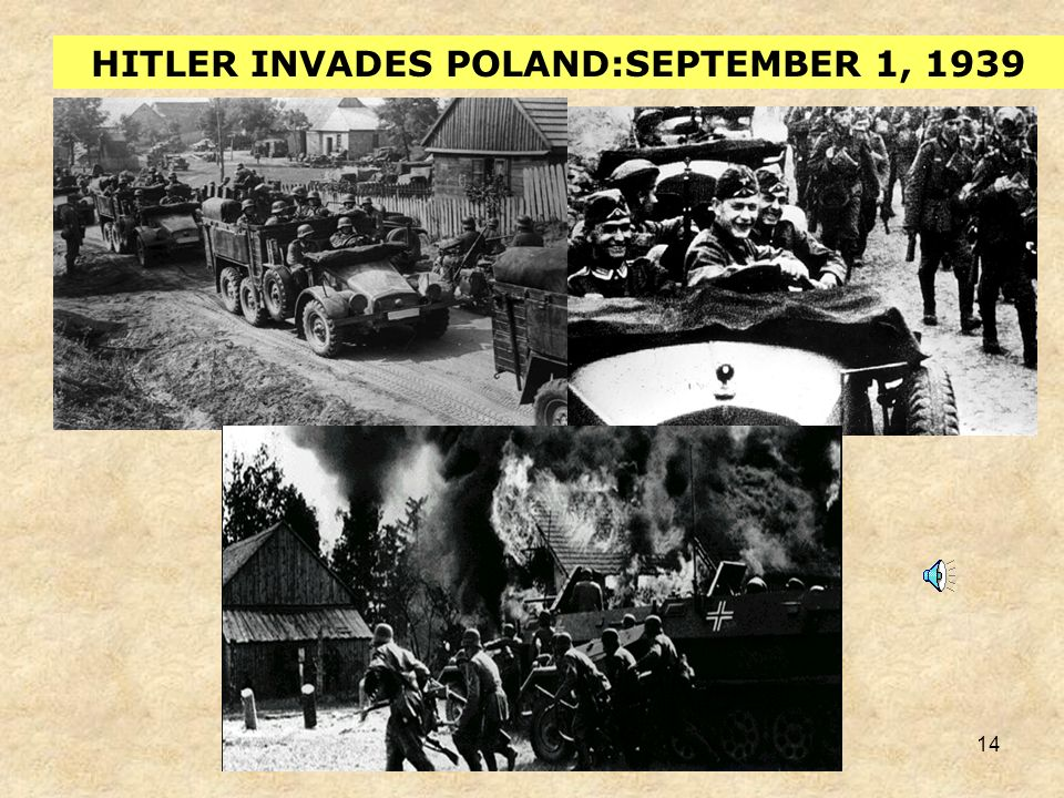 the german invaded poland on 1st september 1939 history essay In september 1939, nazis staged a fake attack on a german radio outpost along the german-polish border and used that as an excuse for the invasion of poland neville chamberlain i do not propose to say many words tonight.