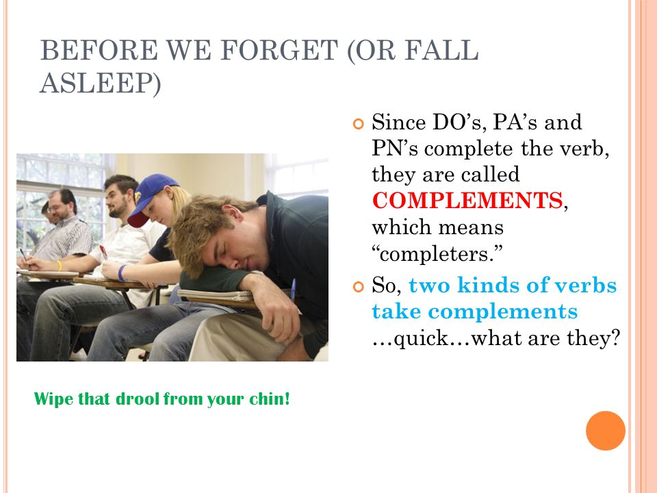 BEFORE WE FORGET (OR FALL ASLEEP)