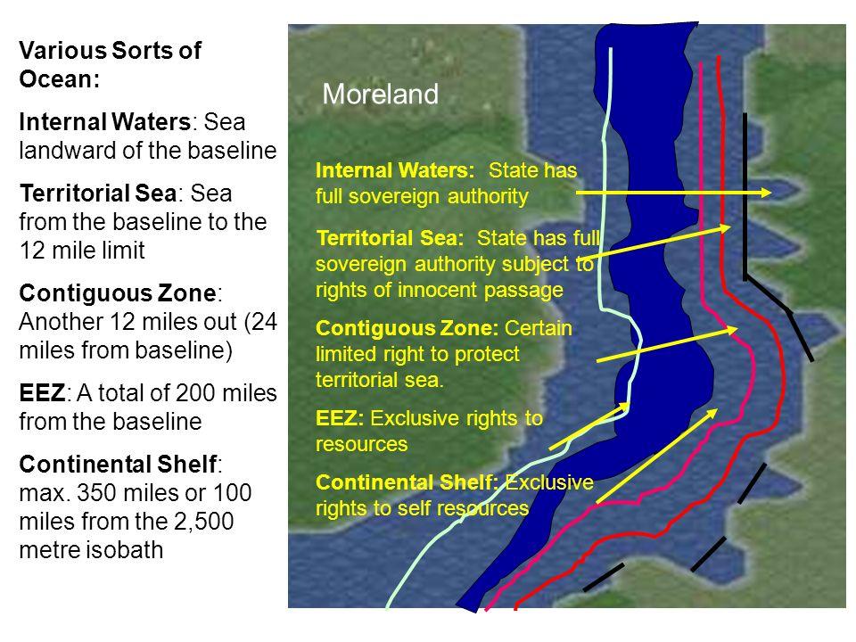Moreland Platia Various Sorts of Ocean: