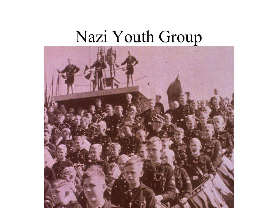 Nazi Youth Group