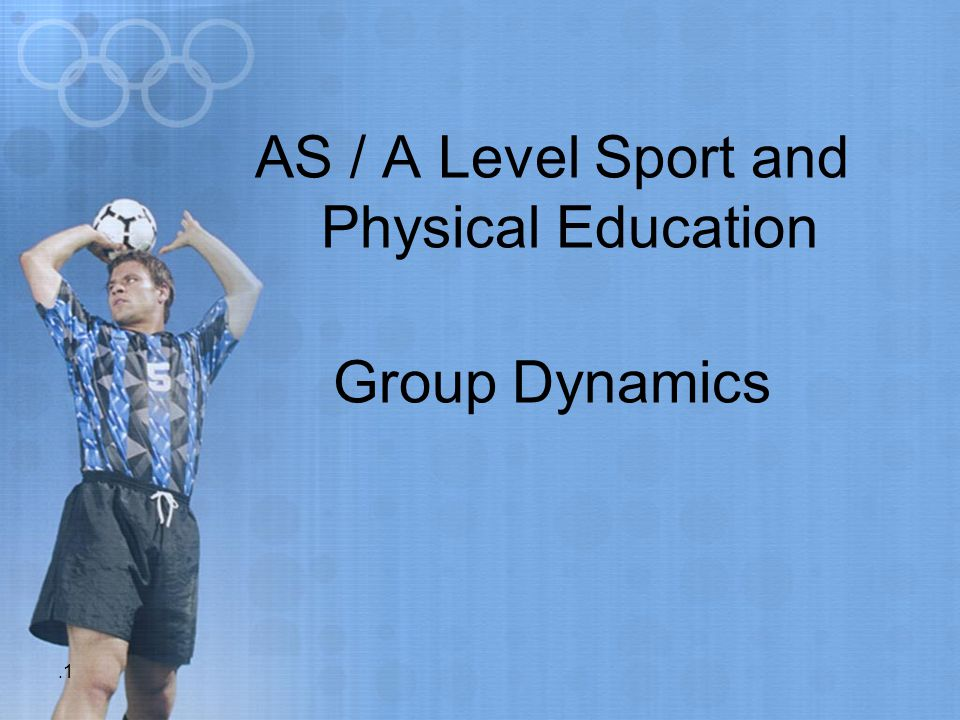 AS / A Level Sport and Physical Education