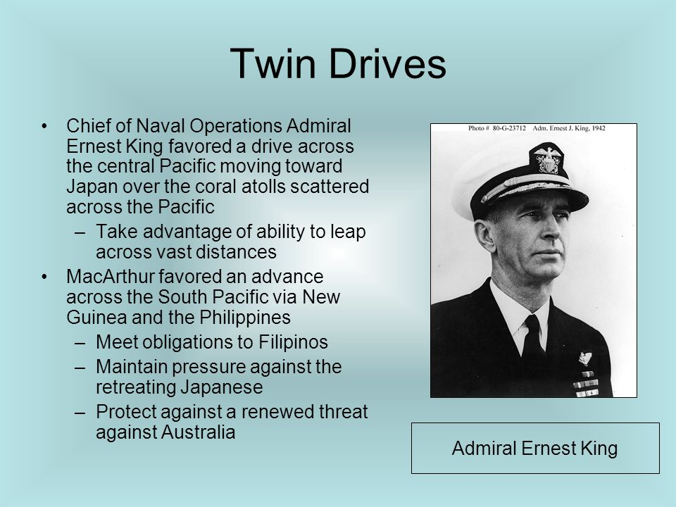 Twin Drives