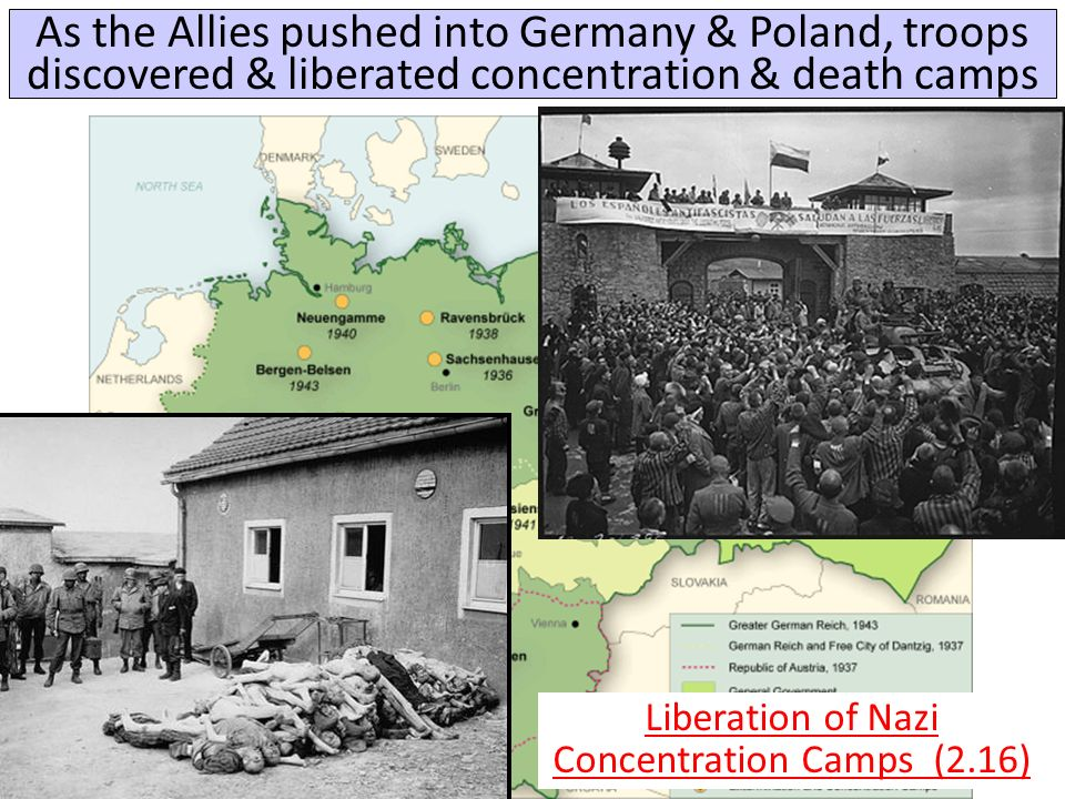 Liberation of Nazi Concentration Camps (2.16)
