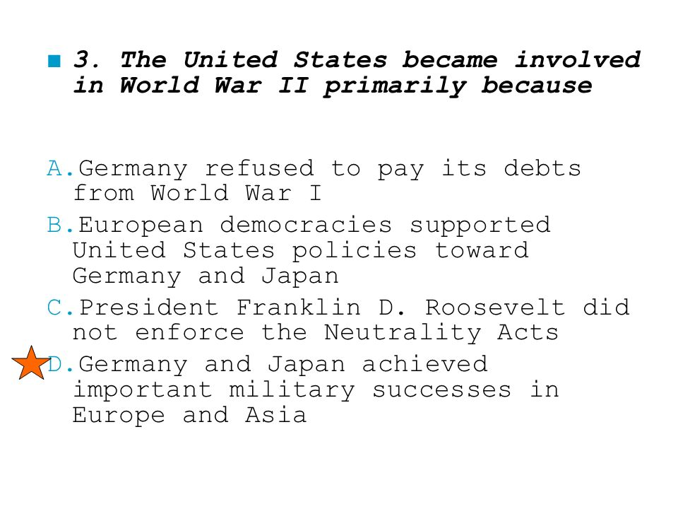 world war i united states involvement essay