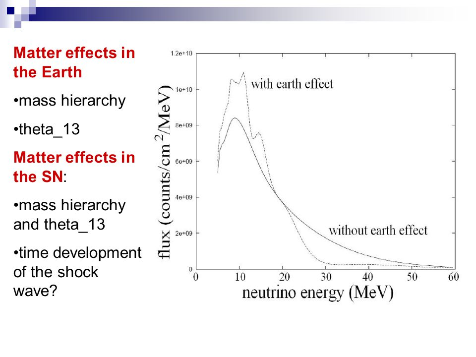 Matter effects in the Earth