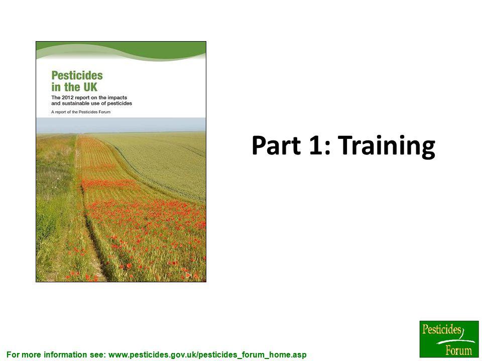 Part 1: Training 4