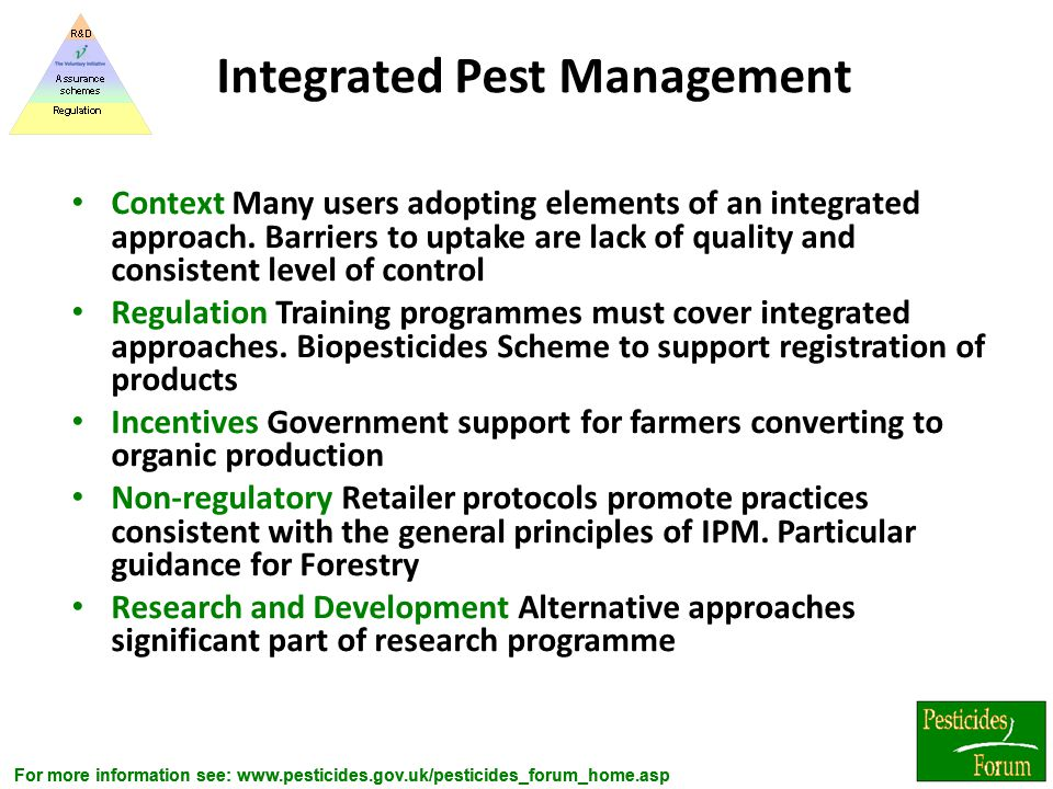 pest management plan template - original images and graphics as ppt ppt download