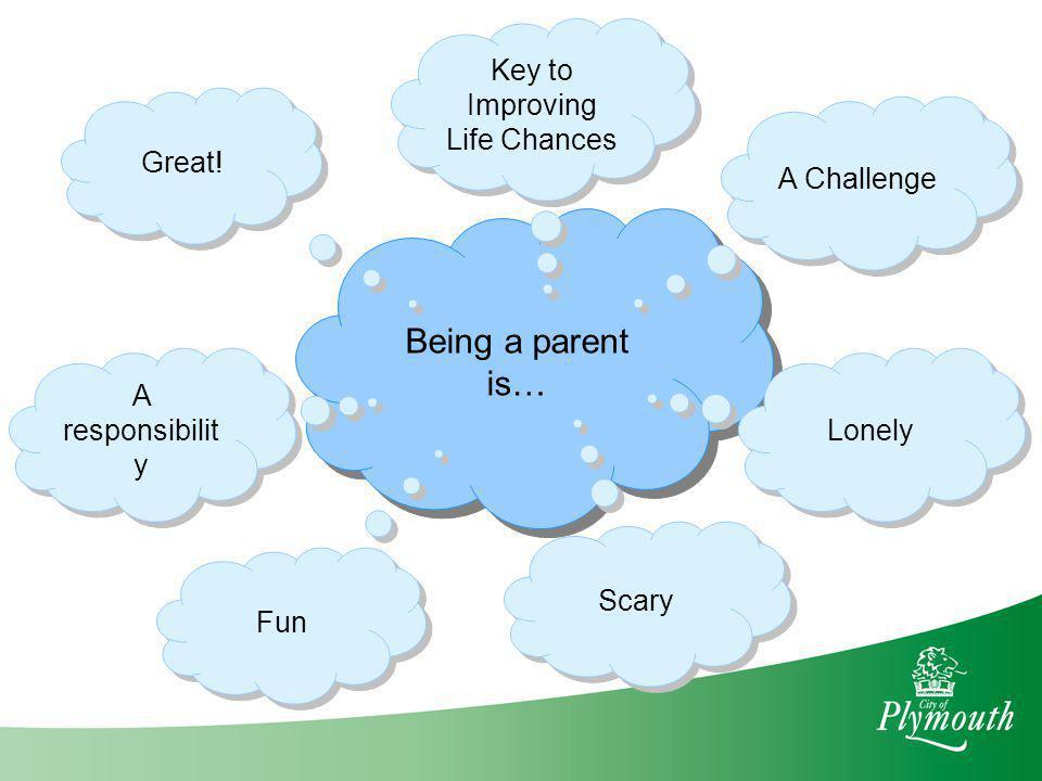 Key to Improving Life Chances