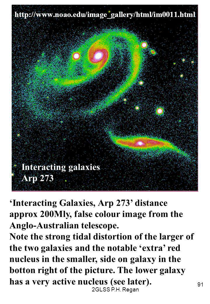 'Interacting Galaxies, Arp 273' distance