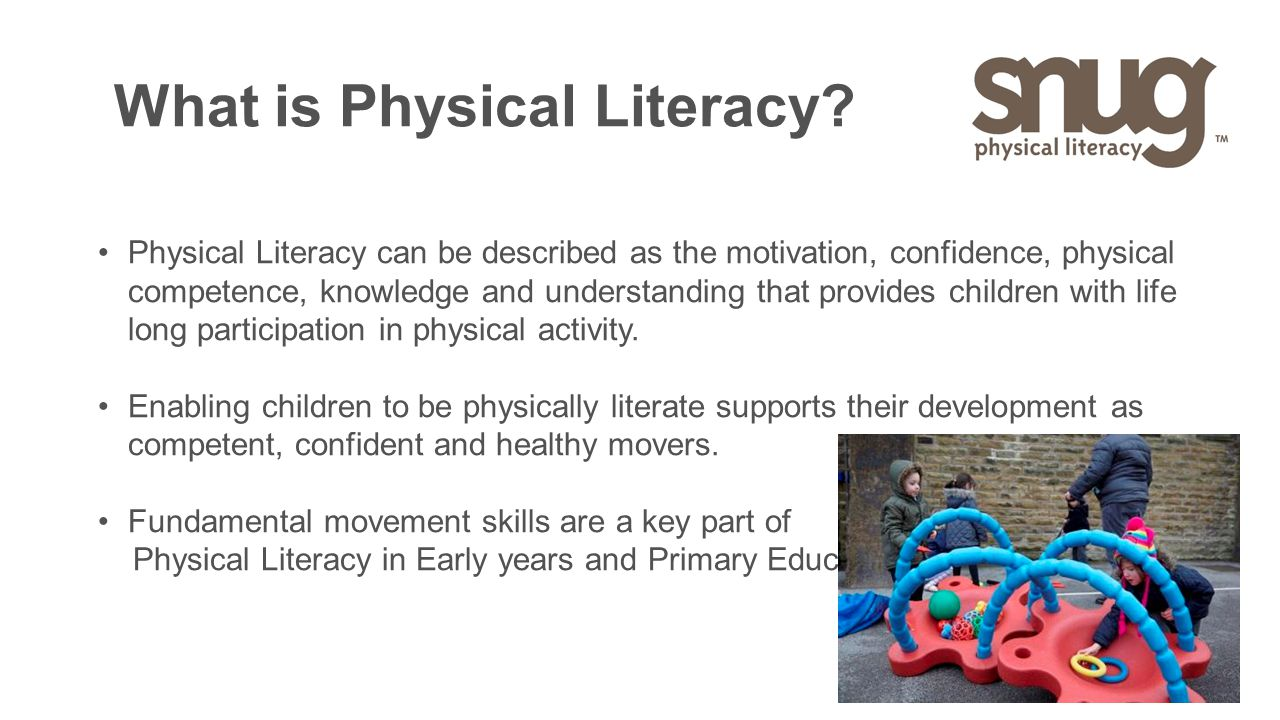What is Physical Literacy