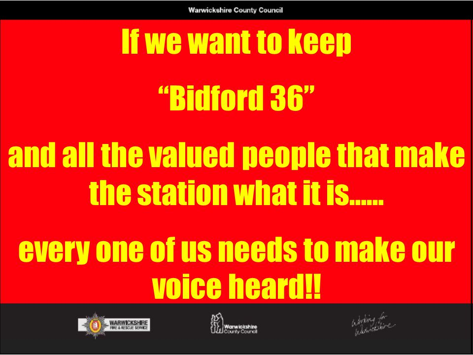 and all the valued people that make the station what it is……