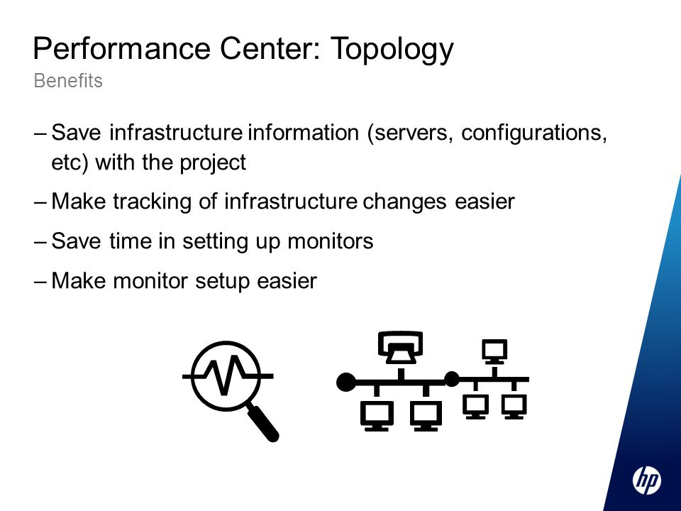 Performance Center: Topology