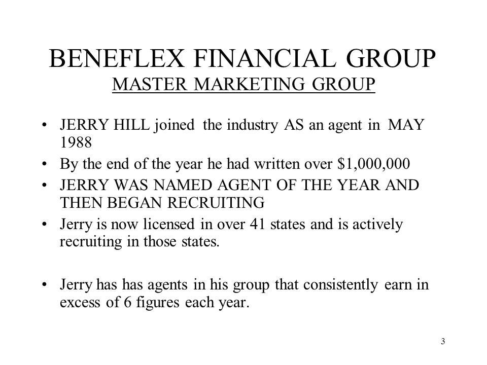 BENEFLEX FINANCIAL GROUP