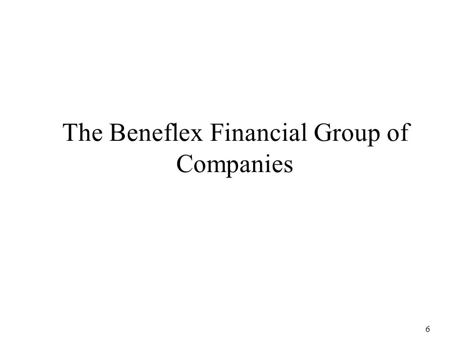 The Beneflex Financial Group of Companies