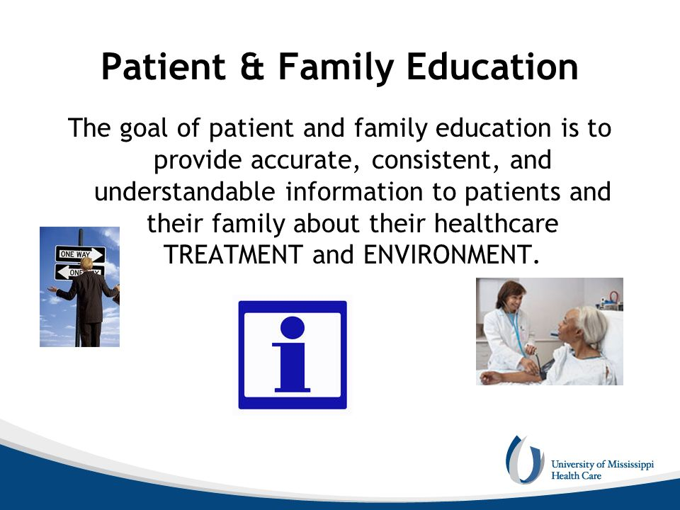 Patient & Family Education