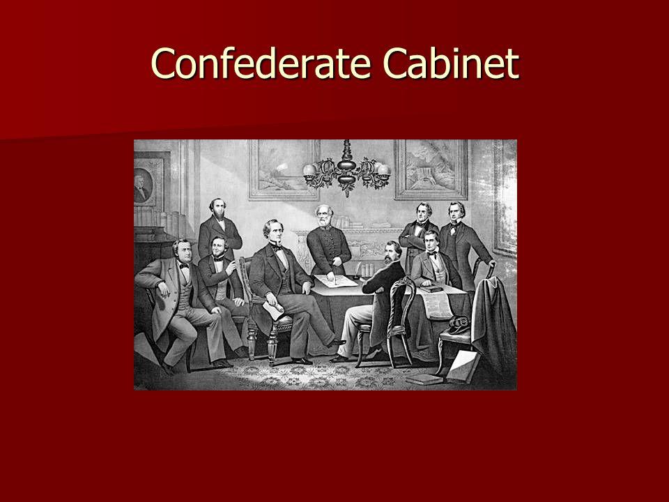 Confederate Cabinet
