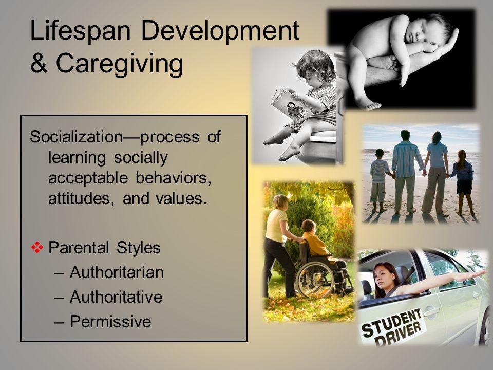 Lifespan Development & Caregiving