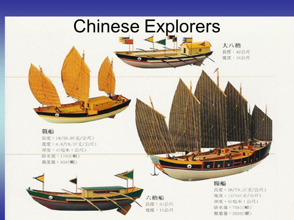 Chinese Explorers