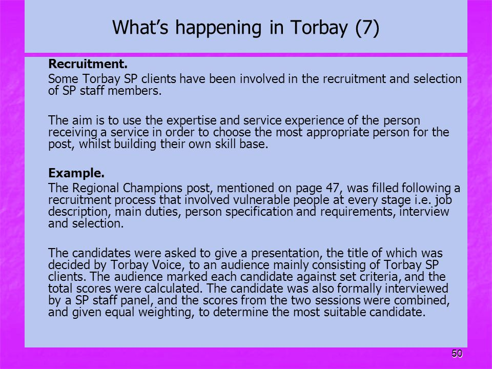 What's happening in Torbay (7)