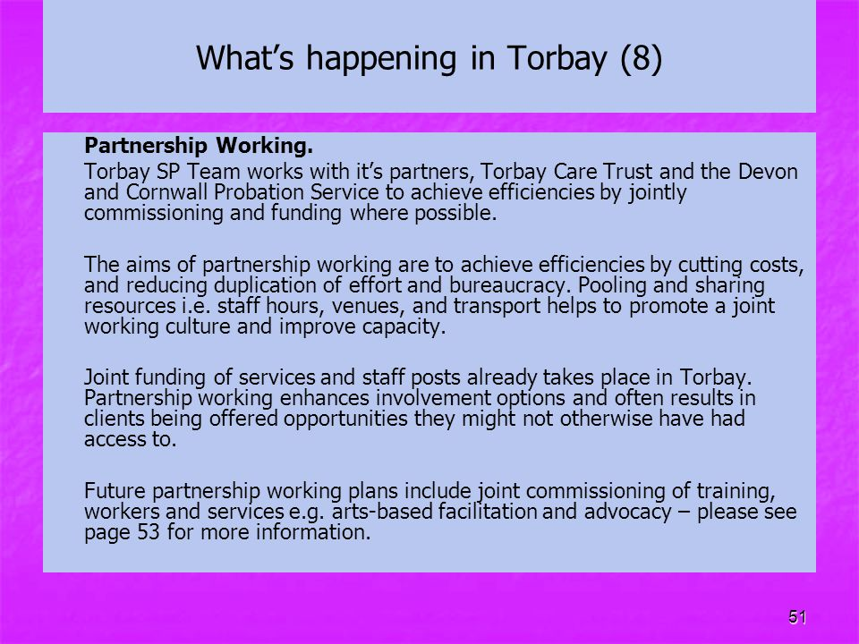 What's happening in Torbay (8)