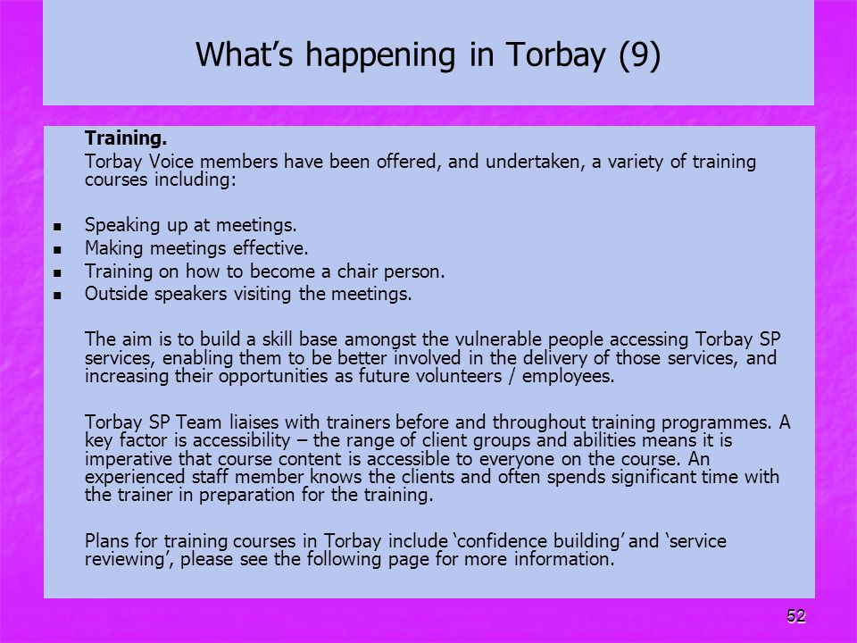 What's happening in Torbay (9)