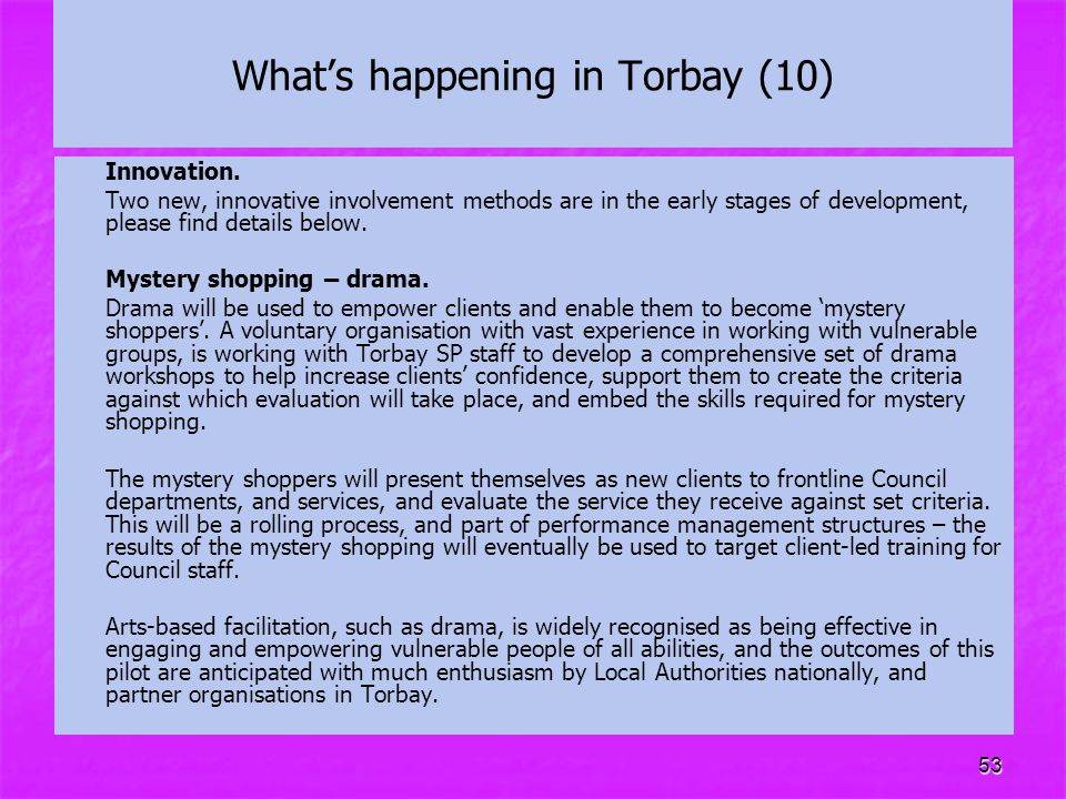 What's happening in Torbay (10)
