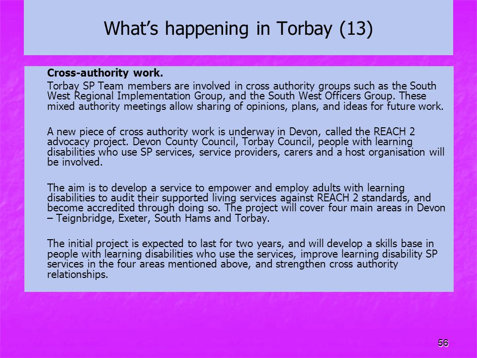 What's happening in Torbay (13)