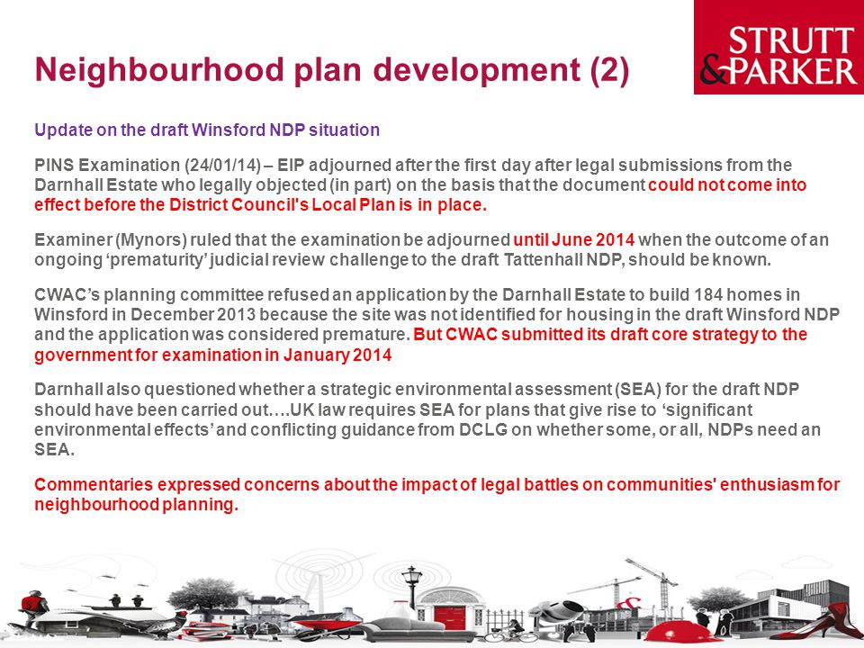 Neighbourhood plan development (2)
