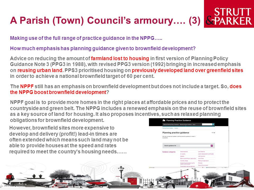 A Parish (Town) Council's armoury…. (3)