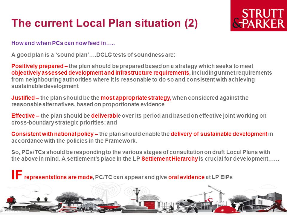 The current Local Plan situation (2)