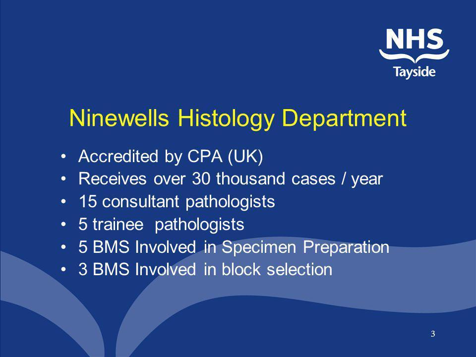 Ninewells Histology Department