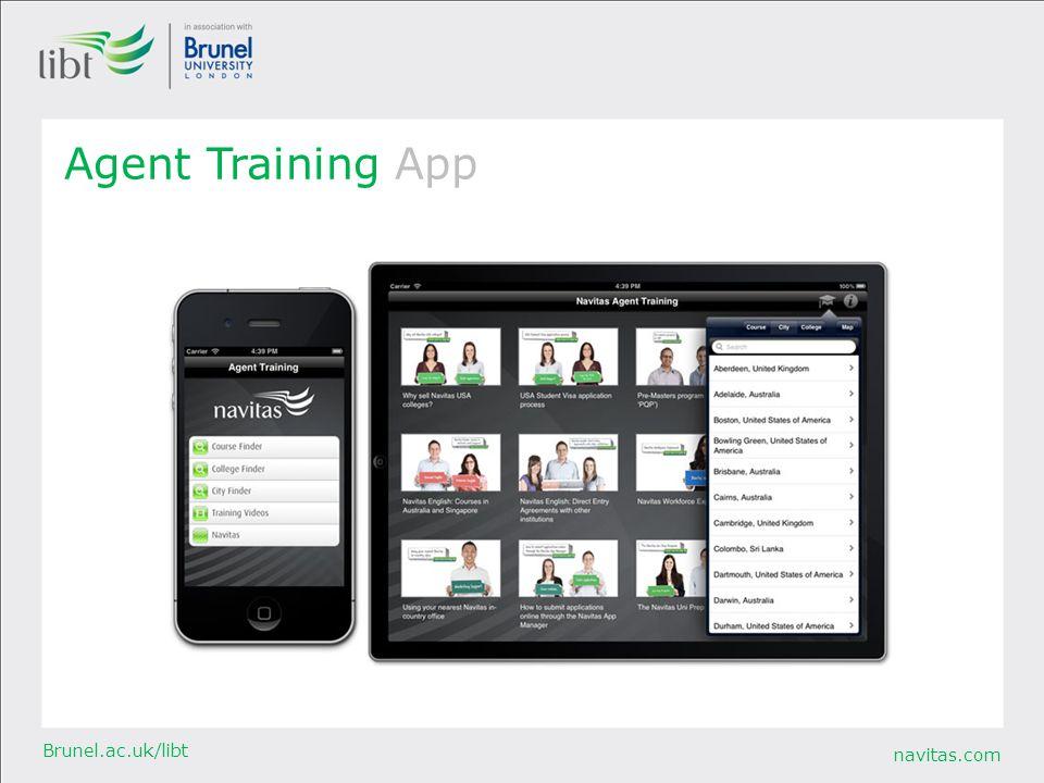 Agent Training App