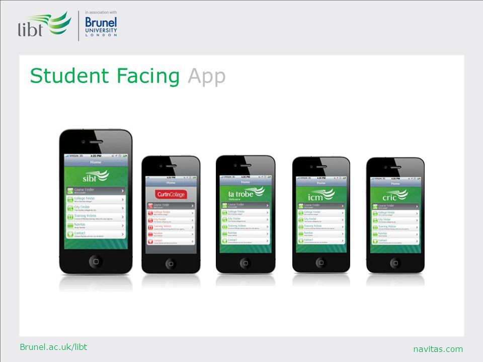 Student Facing App