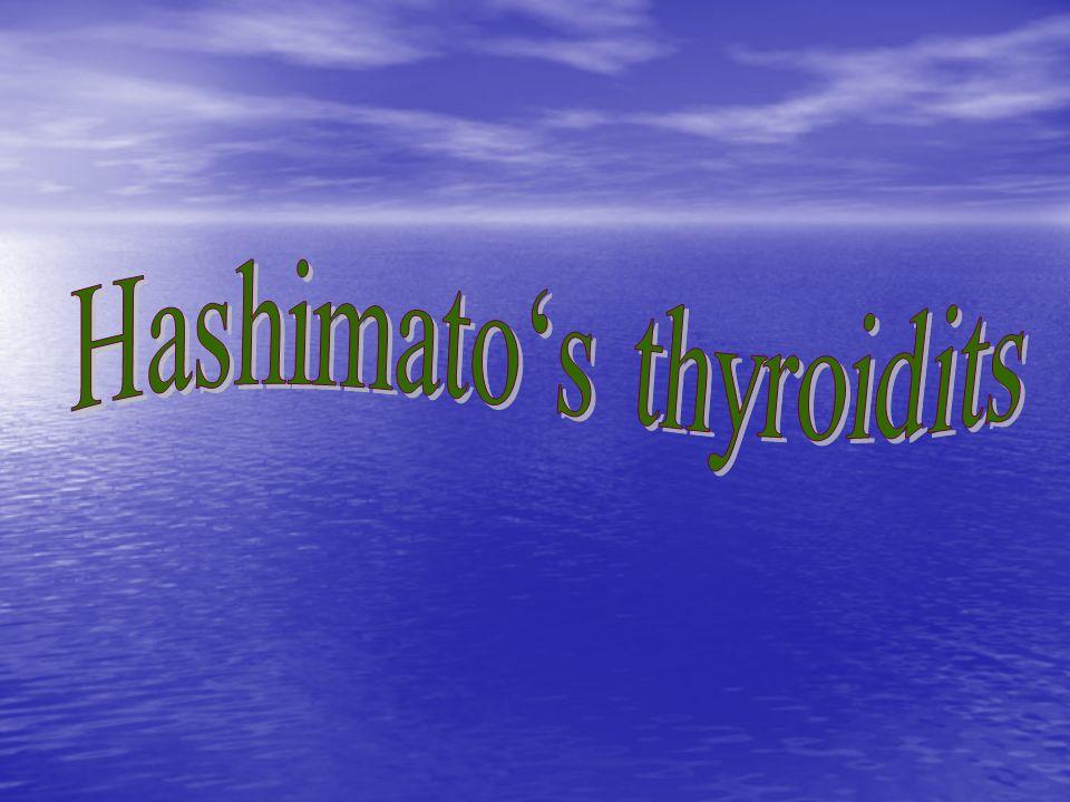 Hashimato's thyroidits