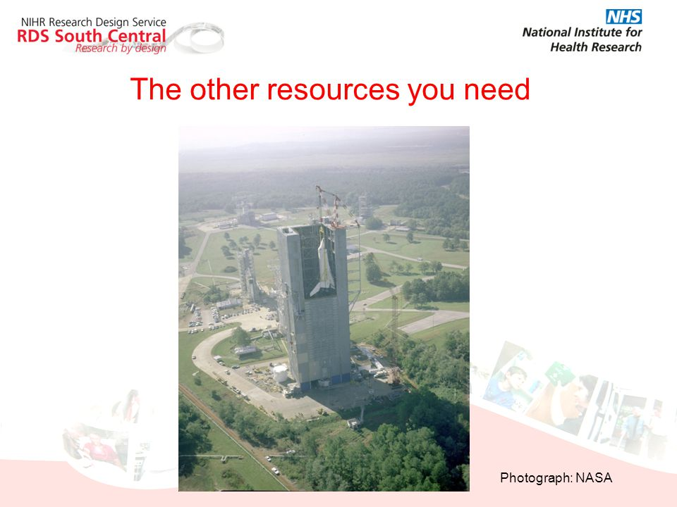 The other resources you need
