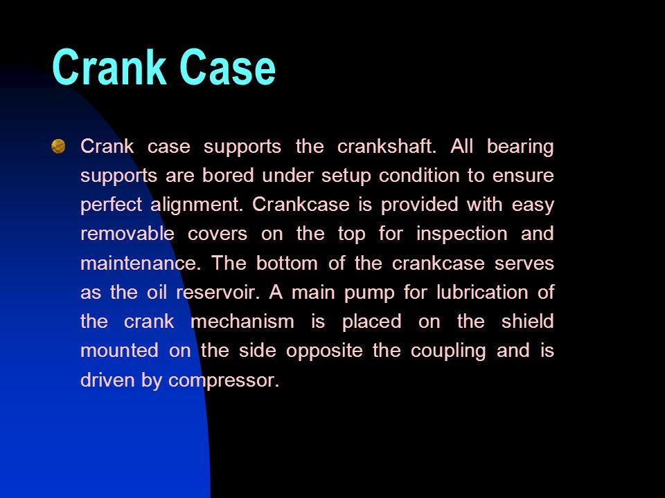 Crank Case