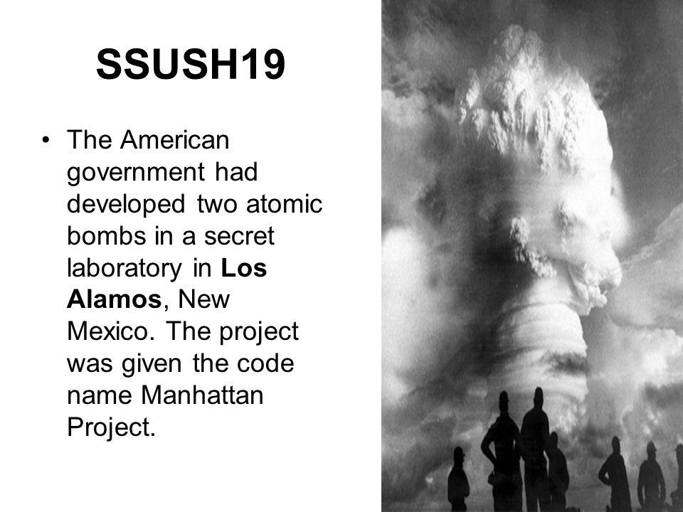 SSUSH19