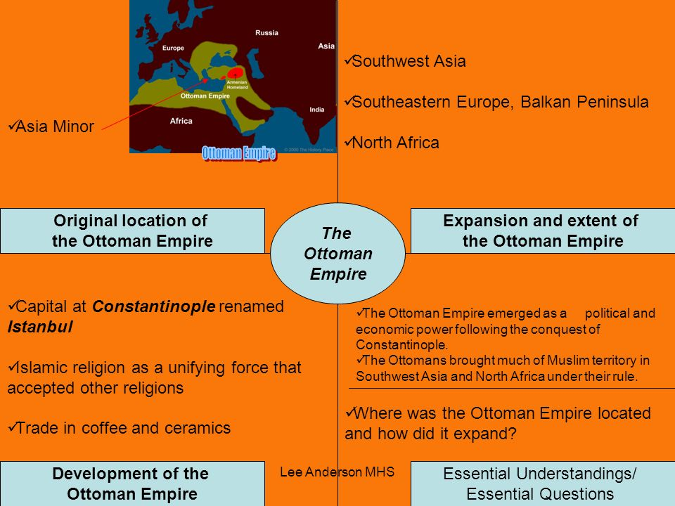 Expansion and extent of