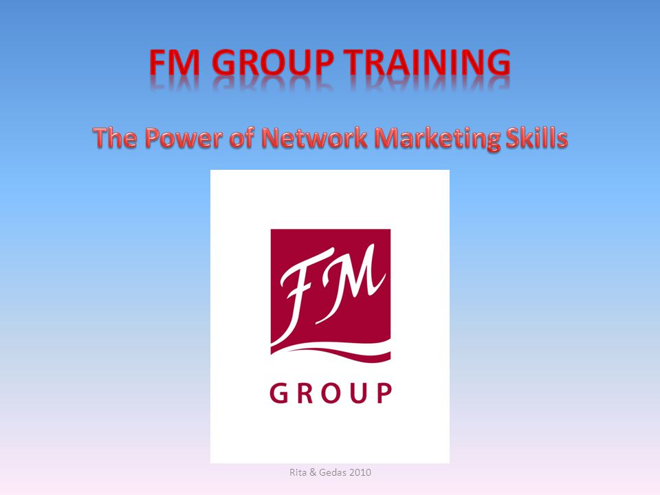 The Power of Network Marketing Skills