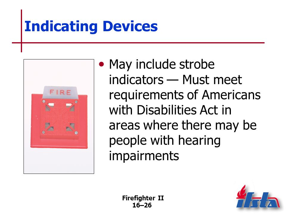 Indicating Devices