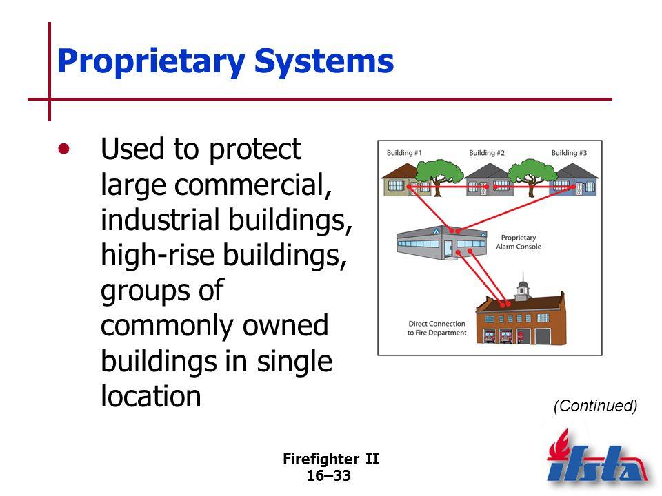 Proprietary Systems