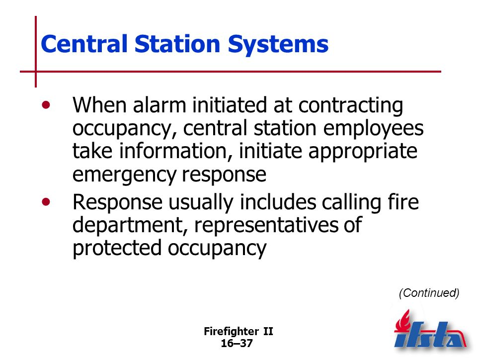 Central Station Systems