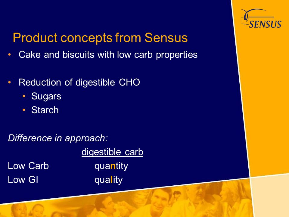 Product concepts from Sensus