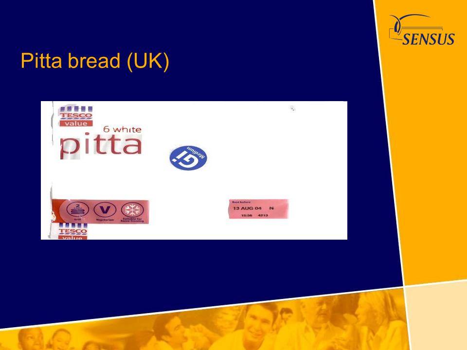 Pitta bread (UK)