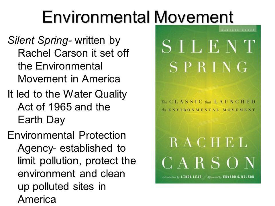 the losing battle of the clean water act and environmental protection agency Buy the green amendment: securing our right to a  the us environmental protection agency  to protect the environment under the clean water act as it relates.
