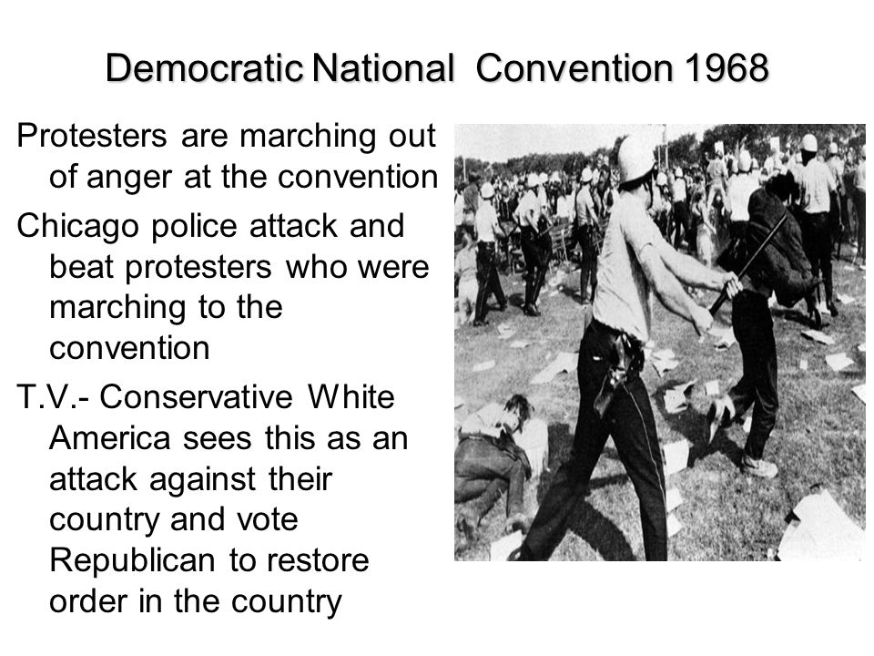 Democratic National Convention 1968
