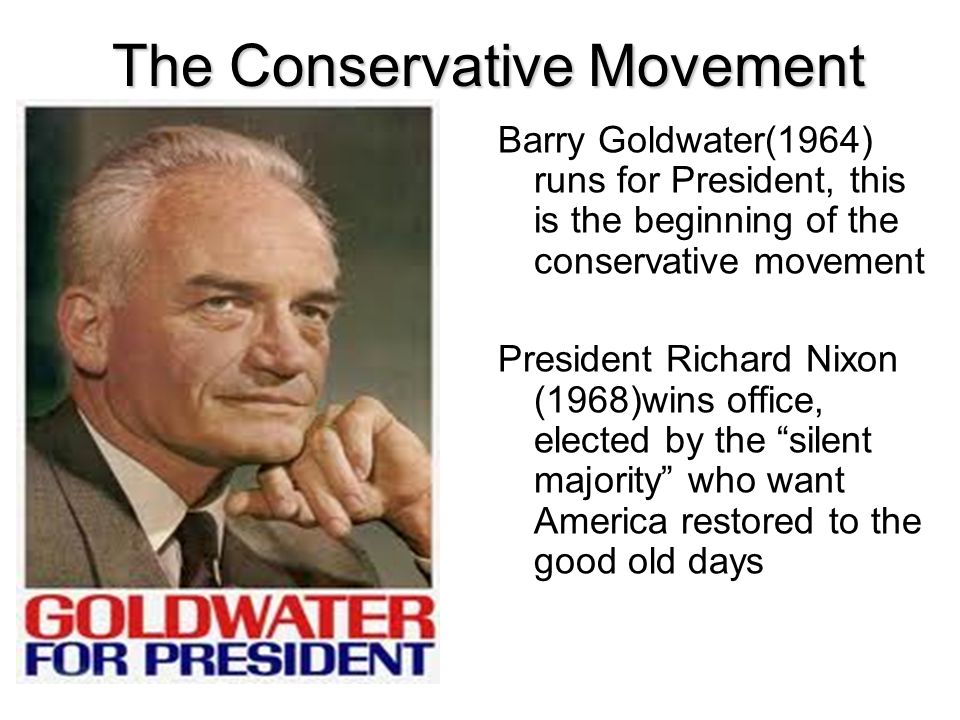 The Conservative Movement