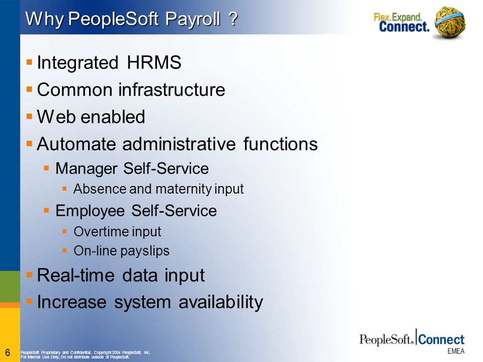 Why PeopleSoft Payroll