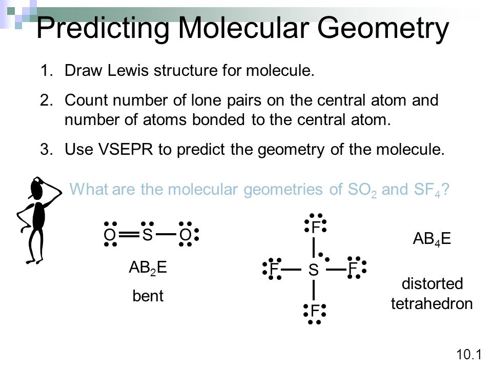 Predicting Molecular Geometry